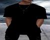 Big Black Tee Shirt