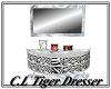 C.L Tiger Dresser