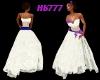 HB777 Lace Wedding Dres2