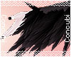Arm Feathers |Black