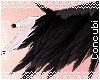 Arm Feathers |Black