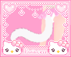 ♡ longer cat tail