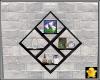 C2u Square Wall Shelf