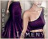 [Is] Gala Bow Purple Dre
