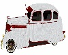 1936 WhiteRed Buick Limo