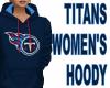 Titans Women's Hoody