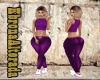Purple Pants RL