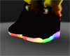 Rainbow Raver Shoes F