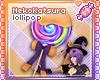 [NK] Halloween lollipop