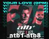 your love atb1 -atb8