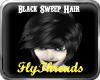 Black Sweep Hair FT