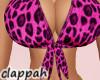 cheetah pink busty