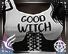 Good Witch Corset Top