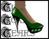 TTT Patent Heels ~ Patty