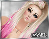 Quaiah blond pink