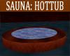 SAUNA HOTTUB POSELESS