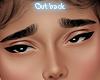Sad eyebrows