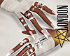 Cream Glove & Rings 2
