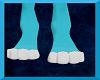 Buster Bunny Feet