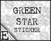 [E] Green Star