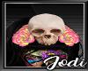 Sugar Skull Headdress