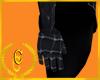 (CC)Black spiderman glov