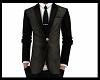 Suit Tie Black