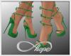 Shamrock Sandals Sparkle