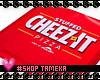 Stuffed Cheez It Box
