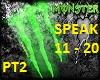 DON'T SPEAK (PT2)
