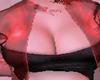 Red Plastic Jkt
