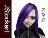 Gothic Grape Aya