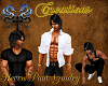 ||SPG||Dress Open Shirt