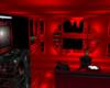 red/black room