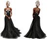 Romantic Gown Black