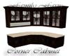 !V! F.F. Corner Cabinet