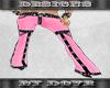:D: Pink Jeans M