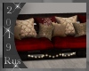 Rus: Ruby Pallet Couch