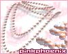 Soc Juicy Peach Pearls T