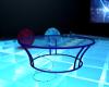 Mystic Blue Club Table