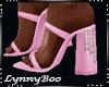 *Ree Pink Heels