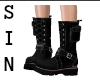 V Day Punk Boots