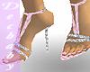 DB Cherish Pink Heels