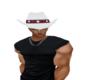 SouthernCowboy hat white