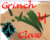 Grinch Claws M