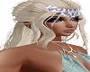 Blond Dragon Tamer Hair