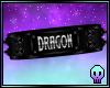 Chrome Dragon Collar M