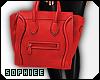 - Vintage Bag Red