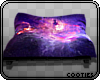 👾 Galaxy Floor Pillow