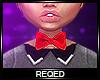 Req:Red bowtie
